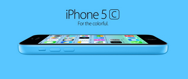 iPhone5C 8GB