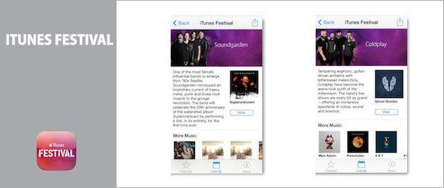 iTunes Festival