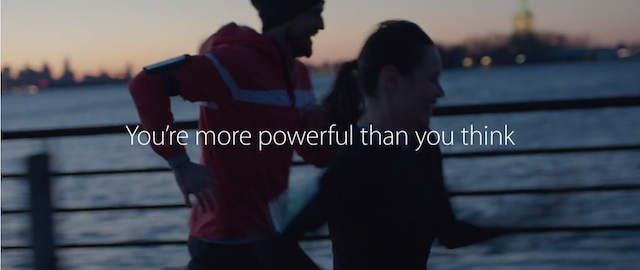 reklama iPhone 5S