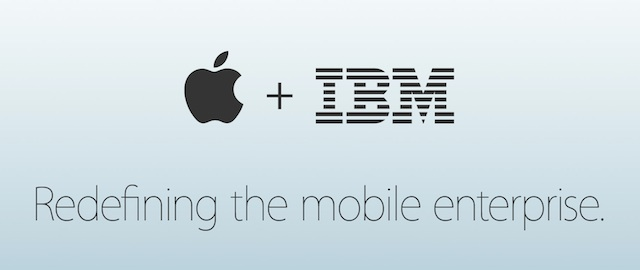 IBM+Apple