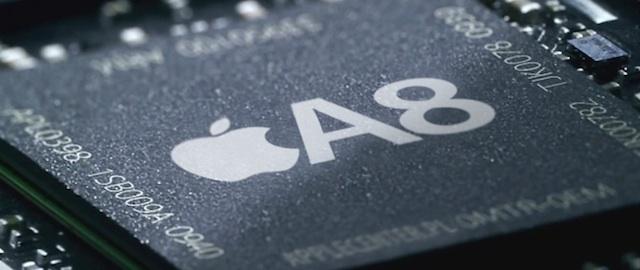 A8 Procesor