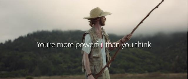 Dreams reklama iPhone 5S