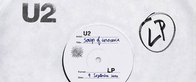 U2 Songs of Innocence free iTunes