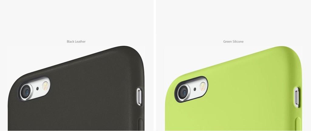 Genialny Nowe skórzane i silikonowe etui na iPhone'a 6 i iPhone'a 6 Plus QQ62