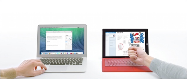 Microsoft Surface 3 vs MacBook Air