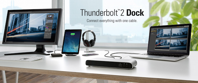 Elegato Thunderbolt 2 Dock