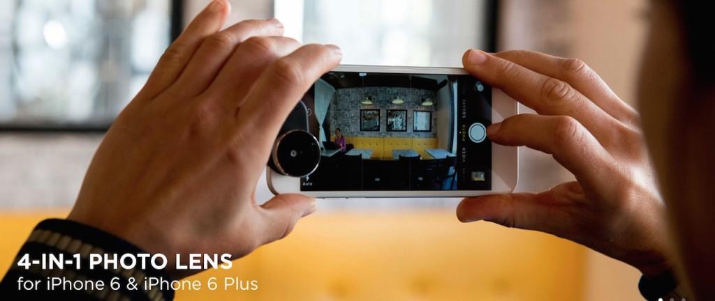 Olloclip 4-in-1 iPhone 6