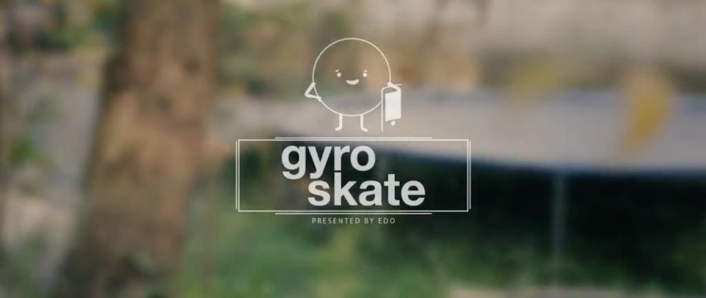 Gyro Skate