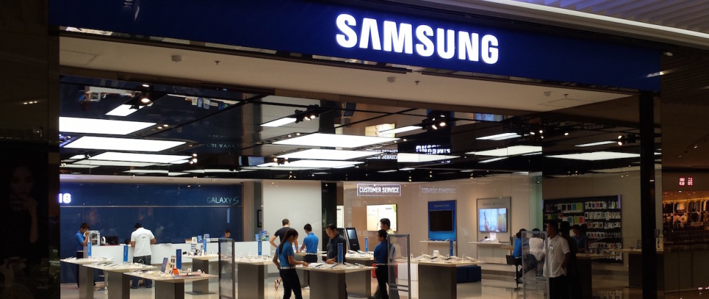 Samsung_in_SM_Aura,_Bonifacio_Global_City