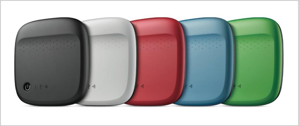 mobilne dyski Seagate Wireless