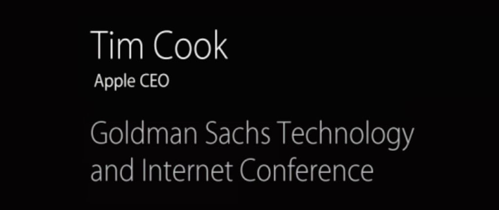 Goldman Sachs Technology