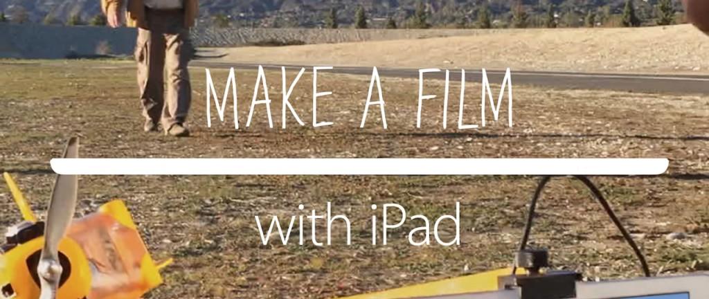 reklama iPad Air 2