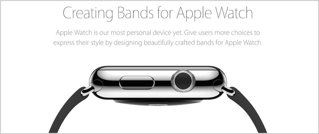 Program Made for Apple Watch