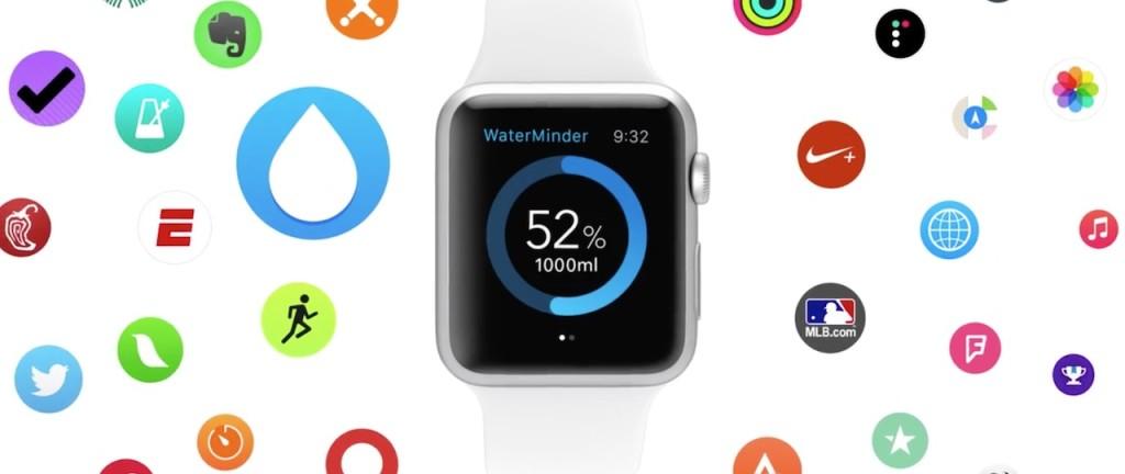 aplikacje Apple Watch