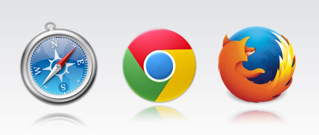 safari vs chrome vs firefox
