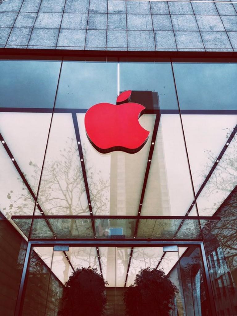 Apple-AIDS-Decoration