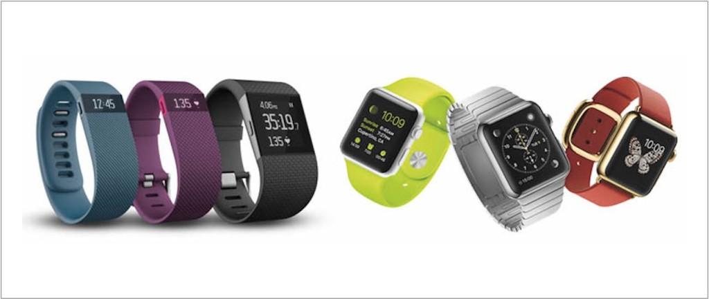 Fitbit-Apple-Watch