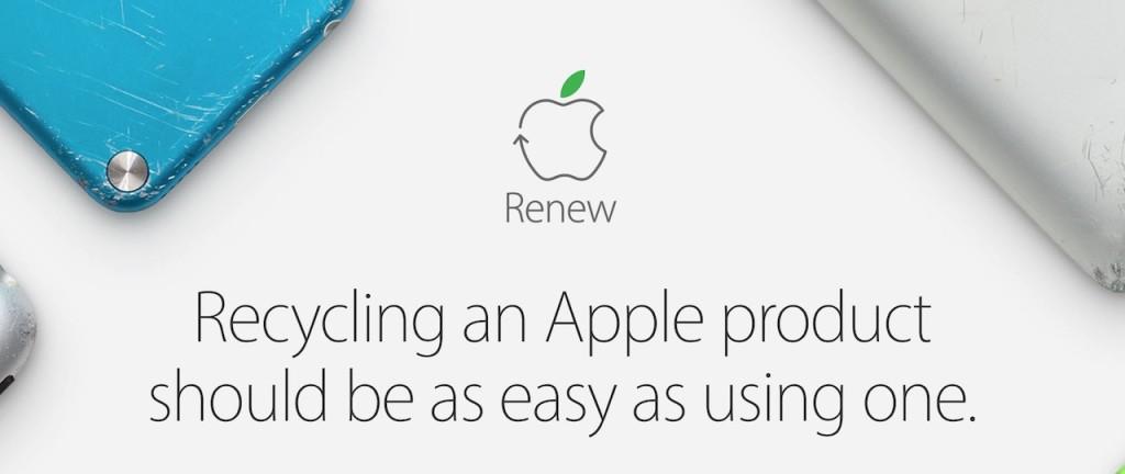 Apple Renew program