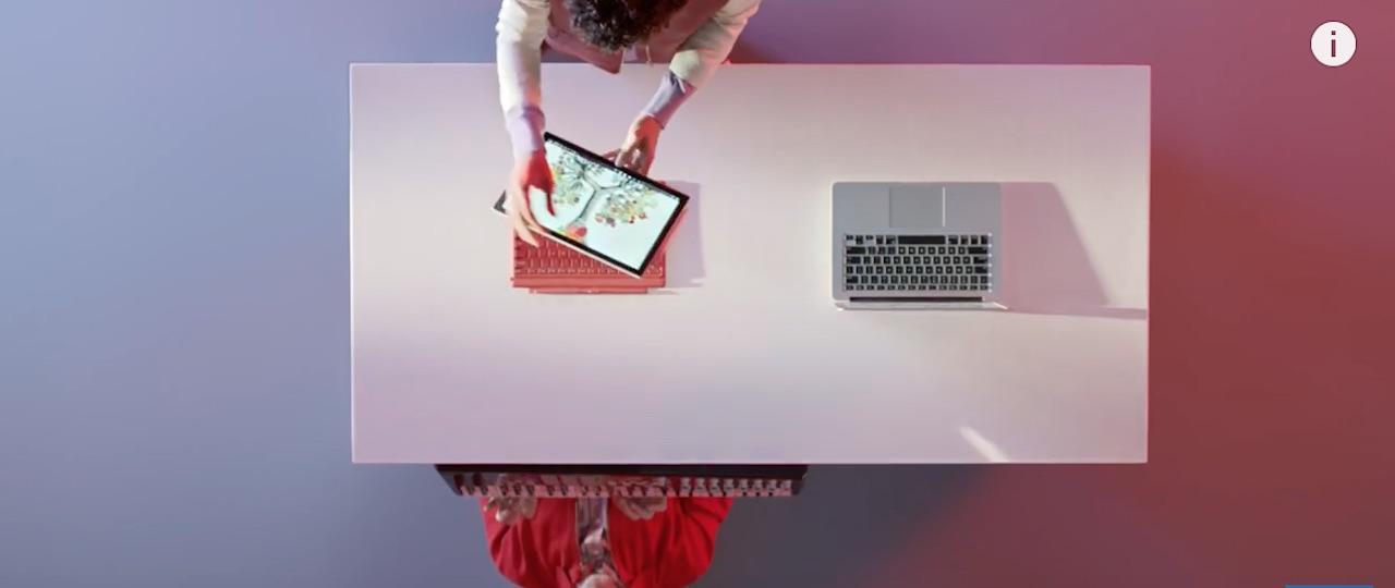 reklama Microsoft