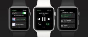 Spotify oficjalnie zadebiutuje aplikacjąna Apple Watch w nadchodzącym tygodniu [UPDATE: już jest]