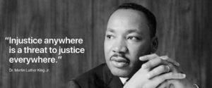 Apple i Tim Cook upamiętniają dr Martina Luthera Kinga