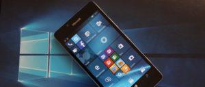 Microsoft sugeruje użytkownikom systemu Windows 10 Mobile przejście się na system iOS lub Android