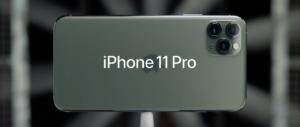 Apple wypuszcza nowe reklamy iPhone'a 11 Pro podkreślając ich trwałość i możliwości aparatu