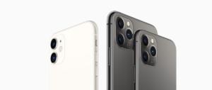 Zapasy modeli iPhone'a 11 Pro zaczynają maleć