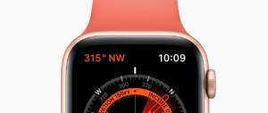 Paski z magnesami do Apple Watch mogą powodować zakłócenia pracy kompasu w modelach serii 5