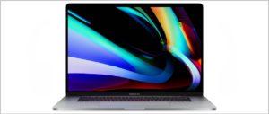 16-calowy MacBook Pro posiada regulowaną częstotliwość odświeżania poniżej 60Hz