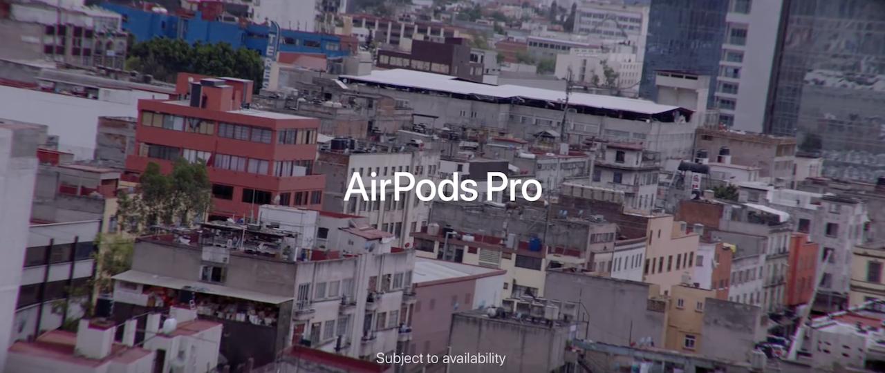 AirPods Pro reklama